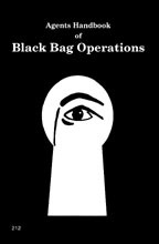 Agents Handbook of Black Bag Operations