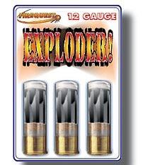 12 GA. Exploder AG120