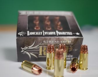 G2 Research RIP 9MM Ammo - 20rds