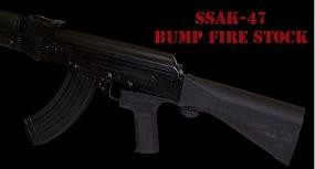 Slide Fire SSAK-47 Bump Fire Stock
