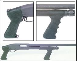 Remington 870 Rear Pistol Grip