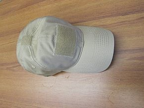 Tactical Cap with Velcro for Patches e0df4b30509