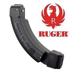Ruger BX-25 X2, 10/22 22 LR, 50rd Magazine