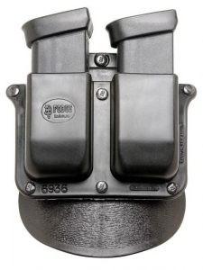 Fobus Double Mag Pouch, Glock 36, Bersa Thunder 45,  Beretta PX4, S&W M&P .45