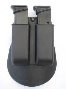 Fobus Double Mag Pouch, Single Stack .22/.32/.380