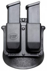 Fobus Double Mag Pouch, Glock 9/40, HK USP 9/40
