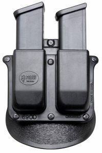 Fobus Double Mag Pouch, S&W M&P 9MM/.40