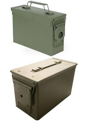 Ammo Can Special (1 - .50 cal Can and 1 - .30 cal Can)