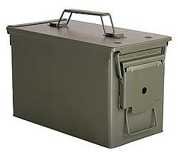 .50 Caliber Ammo Can *NEW*