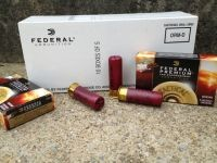 12 gauge 00 buckshot - Federal LE12700 Flite-Control Wad - 9 Pellet High Power Buck - 50rds