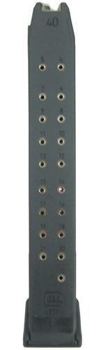 High Capacity Factory Glock Mag for Model G22/G23/G27 .40 S&W, 22rds