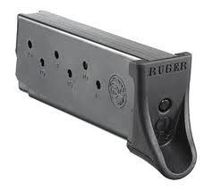 Factory Ruger LC9 9MM 7rd Magazine with Finger Extension