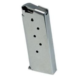 SIG Sauer P938 Magazine 9mm Luger 6 Rounds Steel Factory