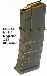 ProMag Polymer Magazine 30rd for Strum Ruger, Mini 14