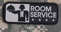 Tactical Room Service, Patch in Swat