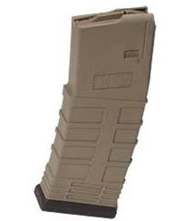 Tapco 30rd AR-15 .223 Gen II Magazine - Flat Dark Earth (Tan)