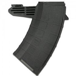 Tapco SKS 7.62 x 39, 20 Round Magazine in Black