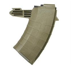 Tapco SKS 7.62 x 39, 20 Round Magazine in Flat Dark Earth (Tan)