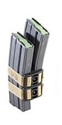 Ar Magazine Holder Delta Force Mag CINCH Dual Magazine Holder for AR41Mini41 Tan 17