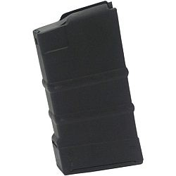 M-14/M1A 7.62x51, .308 cal, 20 round black Thermold Zytel nylon magazine