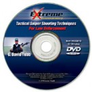 Tactical Sniper Shooting DVD