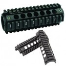 "Quad Rail Forearms, 2 Piece by Midwest Industries for 16"" Barrel"