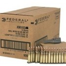 Federal Lake City 5.56, XM193, 55 Grain FMJ - 900rds on Stripper Clips