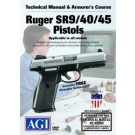 Ruger SR9/40/45 Pistol Armorer's Course DVD by AGI