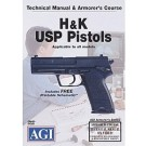 H&K USP Pistol Armorer's Course DVD by AGI
