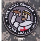 Pork Eating Crusader, Patch in Swat