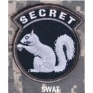Secret Squirrel, Patch in Swat