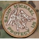 Saint Michael Patch, Arid Color
