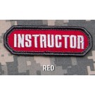 Instructor, Patch in Color