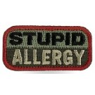 Stupid Allergy Patch in ACU