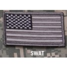 US Flag Patch in Swat