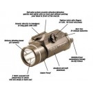 Streamlight TLR1 Rail Mounted Tactical Light