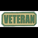 Veteran PVC Patch