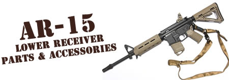 Lower Receiver Parts & Accessories