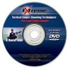 Tactical Sniper Shooting DVD