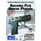 Beretta PX4 Storm Pistol Armorer's Course DVD by AGI