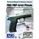 FNH FNP Series Pistols Armorer's Course DVD by AGI