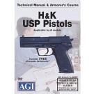 H&K USP Pistol Armorer's Course DVD by AGI
