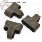 Magpul Original Assist for Mags, Seven Pack, Olive Drab .223
