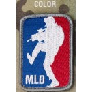 Major League Doorkicker, Patch in Color