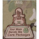 Your Mom Sends, Patch in Desert