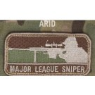 Major League Sniper, Patch in Desert